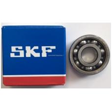 Alkūninio veleno guolis Ikra SKF 6201-C3 išmatavimai mm: 10x12x32. KSB3849, KSB3940
