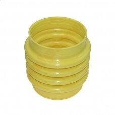 Apsauga vibro kojos 170x170x220 mm TPU geltona
