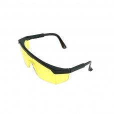 Apsauginiai akiniai geltoni LUX