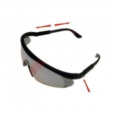 Apsauginiai akiniai veidrodiniai,sidabriniai