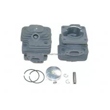 Cilindro komplektas kinietiškoms žoliapjovėms TL 33cc 36mm MITSUBISHI