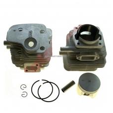 Cilindro komplektas su stūmokliu Husqvarna, išmatavimai cilindro mm 50, modeliams: K650, K650 Active III, K700 Active III
