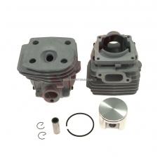 Cilindro komplektas su stūmokliu Jonsered, išmatavimai cilindro mm 47, modeliams: CS2159, 2159