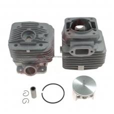 Cilindro komplektas su stūmokliu Makita DPC, Dolmar PC, WACKER BTS išmatavimai cilindro mm 50