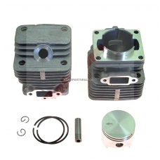 Cilindro komplektas su stūmokliu Oleomac, išmatavimai cilindro mm 40, modeliams: 740