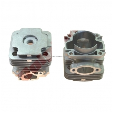 Cilindro komplektas su stūmokliu Oleomac, išmatavimai cilindro mm 42, modeliams: 746