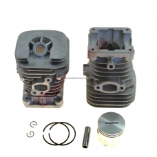 Cilindro komplektas su stūmokliu Partner, išmatavimai cilindro mm 43, modeliams: 351