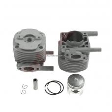 Cilindro komplektas su stūmokliu Shindaiwa C35, išmatavimai cilindro mm 36