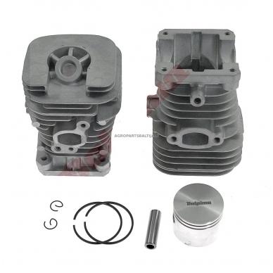 Cilindro komplektas su stūmokliu Partner, išmatavimai cilindro mm 40,5, modeliams: 350S