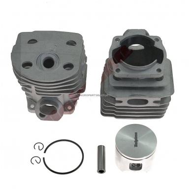 Cilindro komplektas su stūmokliu Partner, išmatavimai cilindro mm 46, modeliams: K540