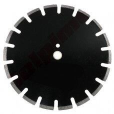Deimantinis segmentinis pjovimo diskas asfaltui HF 310x25,4/20mm 10x3,0mm