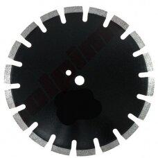 Deimantinis segmentinis pjovimo diskas asfaltui HF 320x20mm 15x3,0mm