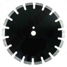 Deimantinis segmentinis pjovimo diskas asfaltui HF 320x25,4/20mm 15x3,0mm