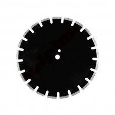 Deimantinis segmentinis pjovimo diskas asfaltui HF 360x20mm 10x3,2mm
