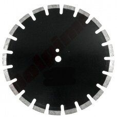Deimantinis segmentinis pjovimo diskas asfaltui HF 370x20mm 15x3,2mm