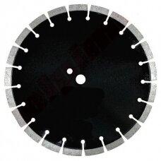 Deimantinis segmentinis pjovimo diskas betonui HF 320x20mm 15x3,0mm