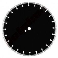 Deimantinis segmentinis pjovimo diskas betonui HF 360x20mm 10x3,2mm