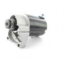 Elektrinis starteris Briggs & Stratton dviejų cilindrų varikliams, krumpliaratis su 16 dantų, nuo 14AG iki 18AG 394808, 497596, 5407H, 393017, 394674, LG497596, SA26497, AM38984, AM39287