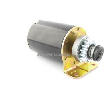 Elektrinis starteris Briggs & Stratton varikliams, krumpliaratis su 14 dantų, nuo 7AG iki 18AG 693551, 693552, LG693551 6