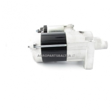 Elektrinis starteris Kawasaki, krumpliaratis su 9 dantimis, modeliams: FH451V, FH500V, FH531V, FH580V, FH601V, FH641V, FH680D, FH680V, FH721D, FH721V, FH770D. 6