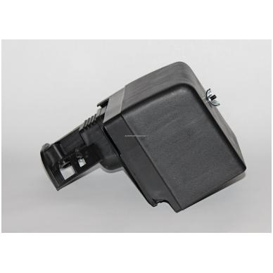 Oro filtro korpusas su oro filtru Honda GX340, GX360, GX390, 17231-ZE3-W01, 17231ZE3W01, 17230-Z53-841, 17230Z53841, 172410-ZE2-020, 172410ZE020, 14710-Z53-840, 14710Z53840 2