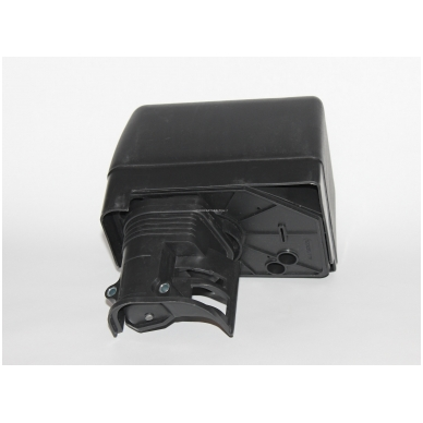 Oro filtro korpusas su oro filtru Honda GX340, GX360, GX390, 17231-ZE3-W01, 17231ZE3W01, 17230-Z53-841, 17230Z53841, 172410-ZE2-020, 172410ZE020, 14710-Z53-840, 14710Z53840 9