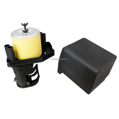 Oro filtro korpusas su oro filtru Honda GX340, GX360, GX390, 17231-ZE3-W01, 17231ZE3W01, 17230-Z53-841, 17230Z53841, 172410-ZE2-020, 172410ZE020, 14710-Z53-840, 14710Z53840