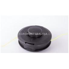 Galva žoliapjovėms universali su adapterius 13 cm 10 x 1.00 M. Produkcija Itališka