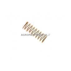 Karbiuratoriaus spyruoklė Walbro išmatavimai mm: 14,3x5