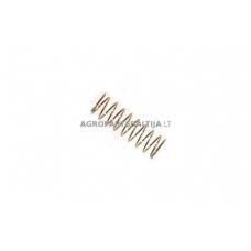 Karbiuratoriaus spyruoklė Walbro išmatavimai mm: 18x5