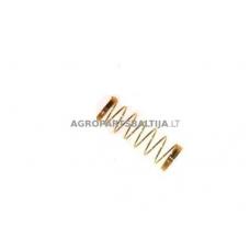 Karbiuratoriaus spyruoklė Walbro išmatavimai mm: 19,9x5