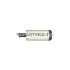 Kuro filtras metalinis Porex išmatavimai: 38 x 12