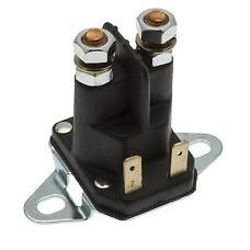 Dviejų kontaktų starterio relė/solenoidas/magnetinis kontaktorius 12 V 103R, 109081X, 109946X, 138406X, 146154, 178661, 2008J, 21261, 3367R