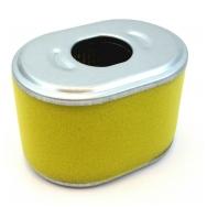 Oro filtras Honda GX110, GX120, GX140, GX160, GX200 17210-ZE1-820, 17210ZE1820, 17210-ZE1-821, 17210-ZE1-821, 17210-ZE1-822, 17210-ZE1-822, 1720-ZE1-505, 1720ZE1505, išmatavimai 102 x 73 x 70