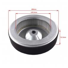 Oro filtras Honda GX630, GX660, GX690, 17210-Z6L-010, 17210Z6L010, 17210-Z6L-000, 17210Z6L000, išmatavimai 51 x 184 x 130 mm