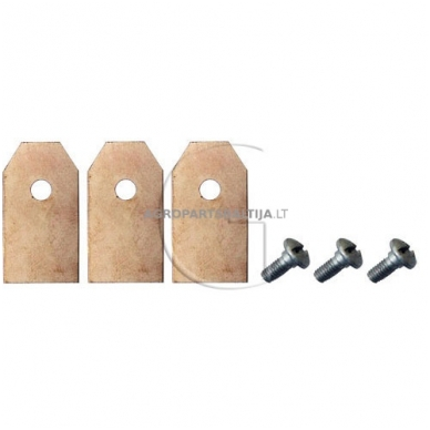 Peiliai Gardena 36 mm R40Li, R70Li, R160 2