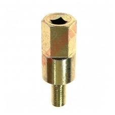 Pjovimo galvos adapteris kvadratinis 5,4mm