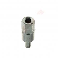 Pjovimo galvos adapteris kvadratinis 6,0mm