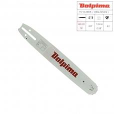 """Pjovimo juosta Dolpima 3/8"""" 1,5 mm, 40 cm / 16"""" 168SLHD009 60 narelių."""