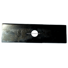 Pjovimo peilis dvišakis žoliapjovėms 200 x 25 mm