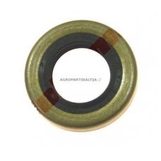 Riebokšlis Alpina, išmatavimai mm 15x27x5,5