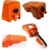 Stihl cilindrų ir oro filtrų dangteliai