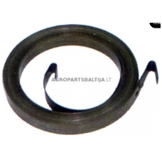 Starterio spyruoklė Briggs & Stratton modeliams: 5AG - 6AG, Intek, Version 121600-699, 125800-899, 122600-699, 134400-499, 134200-299, 133200-299, 137200-299.