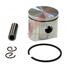 Stūmoklio komplektas Husqvarna, išmatavimai cilindro mm 38, modeliams: 137