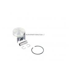 Stūmoklio komplektas KAWASAKI, išmatavimai cilindro mm 40,00 pirštas 10,90 mm, modeliams: TD40.