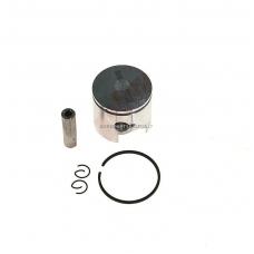 Stūmoklio komplektas kinietiškiems pjūklams, išmatavimai cilindro mm 34, modeliams: 25cc