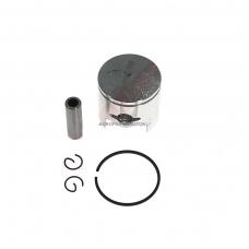 Stūmoklio komplektas kinietiškiems pjūklams, išmatavimai cilindro mm 39, modeliams: 38cc