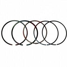 Stūmoklio žiedai HONDA GXV120 išmatavimas stūmoklio 60 mm (remontiniai 0,50), 13012-ZH7-003, 13012ZH7003