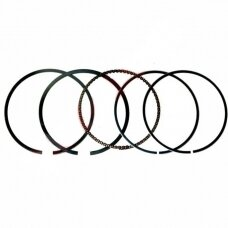 Stūmoklio žiedai HONDA GX120 išmatavimas stūmoklio 60 mm (standartiniai), 13010-ZE6-013, 13010ZE6013, 13010-ZE6-014, 13010ZE6014, 130A1-ZE6-003, 130A1ZE6003
