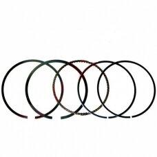 Stūmoklio žiedai HONDA GX240 išmatavimas stūmoklio 73 mm (remontiniai 0,50), 13012-ZE2-013, 13012ZE2013